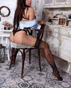Idelma shemale escort girl in Quincy