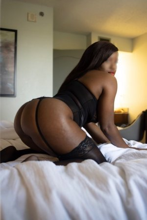 Audessa live escort in Shoreline WA